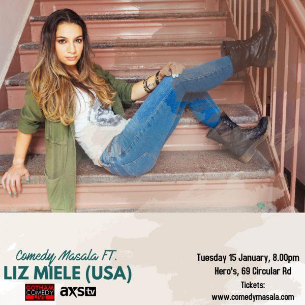 Liz Miele Poster