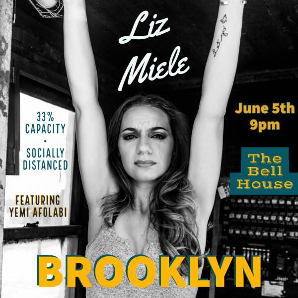 Brooklyn poster w yemi